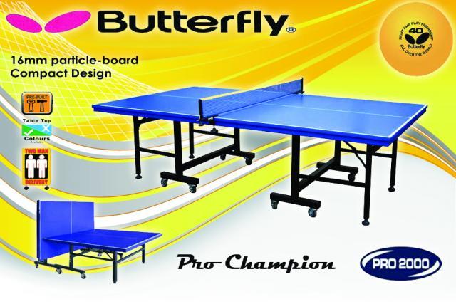Foto: Tenis Meja Pingpong Merk Butterfly