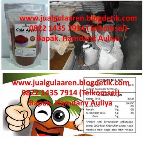 Foto: Gula Aren, Gula Semut, Gula Organik