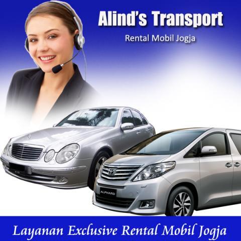 Foto: Rental Mobil Mewah Jogja