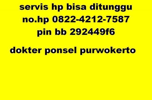 Foto: Servis Hp Tablet Laptop Purwokerto