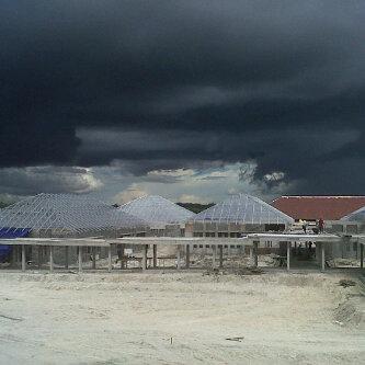 Foto: Rangka Atap Baja Ringan & Genteng