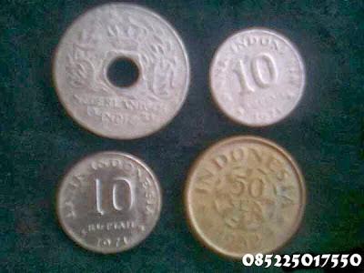 Foto: Koin Kuno/koin Langka/koin Sejarah/koin Jadul