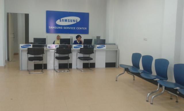 Foto: Hadir Di Dumai: Samsung Service Center