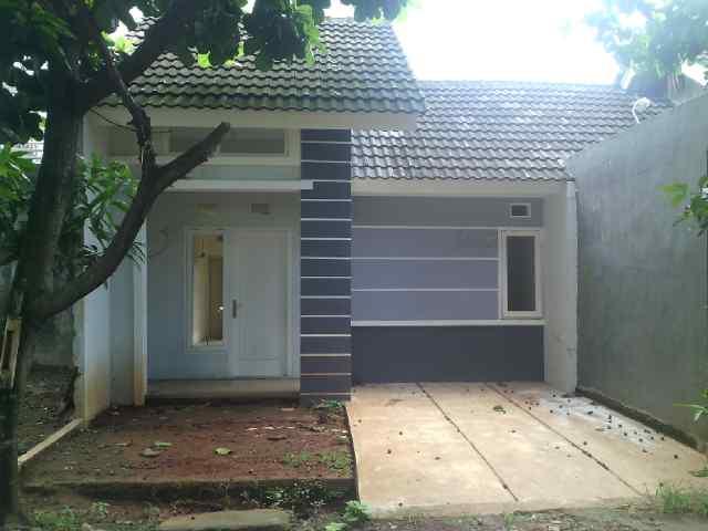Foto: Rumah Minimalis 1 Lantai Sangat Starteis Di Sawangan Depok
