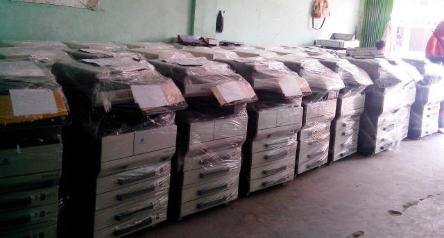Foto: Jual Mesin Fotocopy Minolta Di Palembang