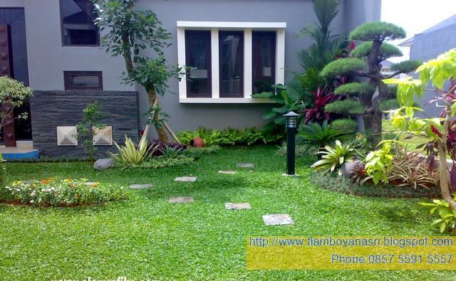 Foto: Jasa Pembuatan Taman – Tukang Taman Surabaya