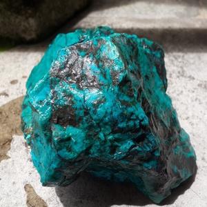 Foto: Bongkahan Batu Bacan Doko Super