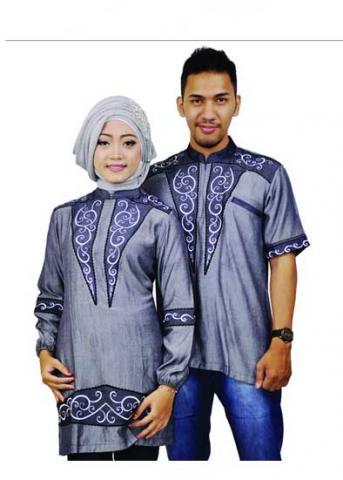 Foto: Baju Muslim Pasangan