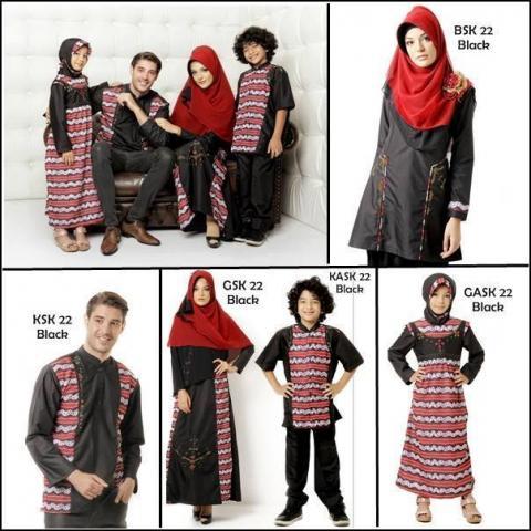 Foto: Baju Muslim Branded (griya Muslim Amanah)