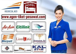 Foto: Buka Usaha Tiket Pesawat,tiket Kereta Api & Voucher Hotel