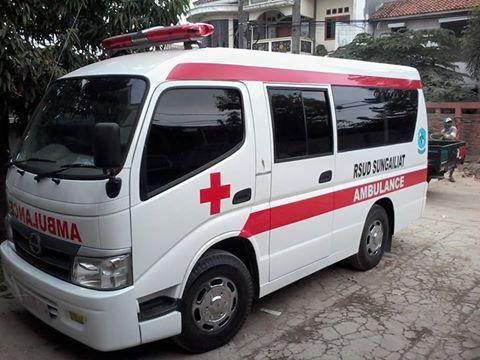 Foto: Mobil Ambulance Pelayanan Masyarakat