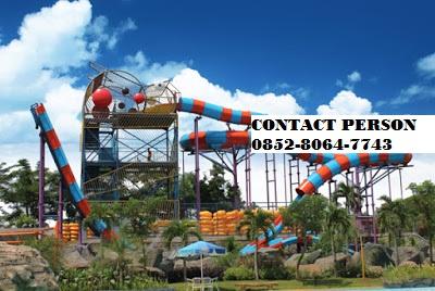 Foto: Kontraktor Waterpark,waterboom,kolam Ombak,kolam Arus