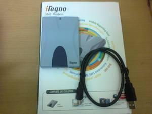 Foto: Modem Itegno 3800 Usb