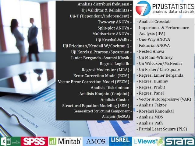 Foto: Jasa Analisis Data Statistik Profesional Malang