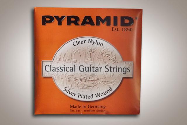 Foto: Jual Senar Gitar Pyramid Classical No 341