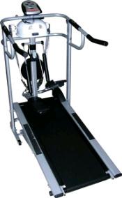 Foto: Alat Olah Raga Treadmill