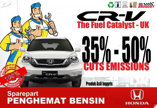 Foto: Penghemat Bensin Honda Mobil