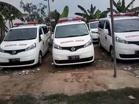 Foto: Ambulance Modifikasi