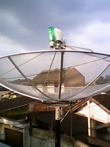 Foto: Agen Pasang Antena Tv Dan Parabola