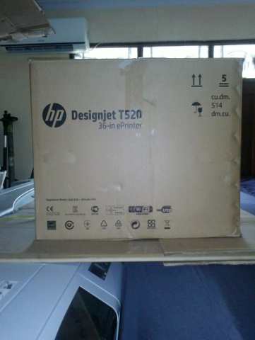 Foto: Dijual: T520 36″ New In Box