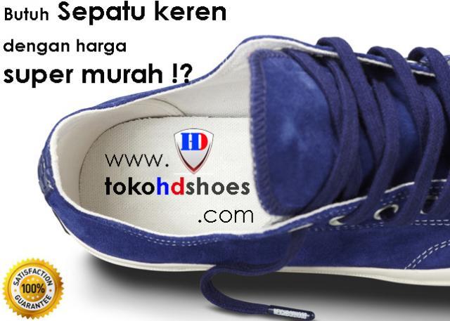 Foto: Jual Sepatu Murah Berkualitas (www.tokohdshoes.com)