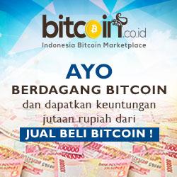 Foto: Ayo Berdagang Bitcoin