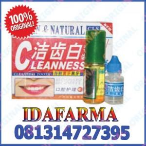 Foto: Clen Natural Obat Pemutih Gigi