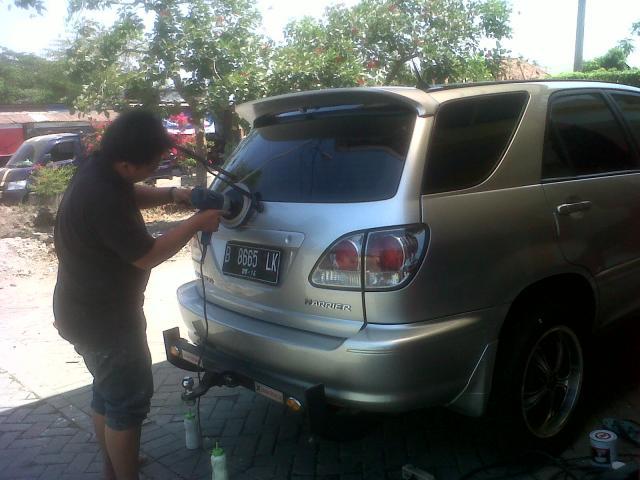 Foto: Salon Mobil Best Guard Terpercaya