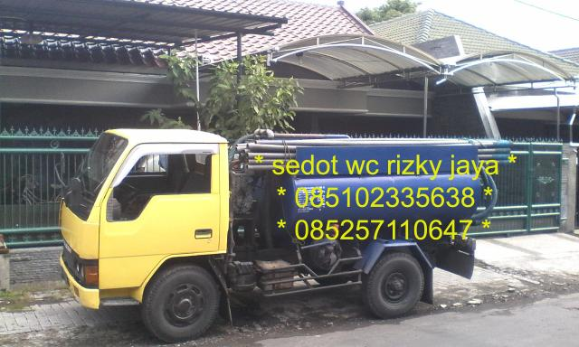 Foto: Sedot Wc Bangil  Jasa Tinja Pasuruan