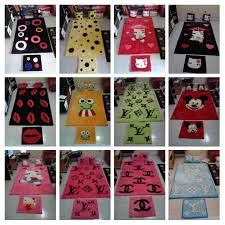 Foto: Jual Karpet Sprei Bed Cover Murah