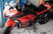 Foto: Motor Satria Murah
