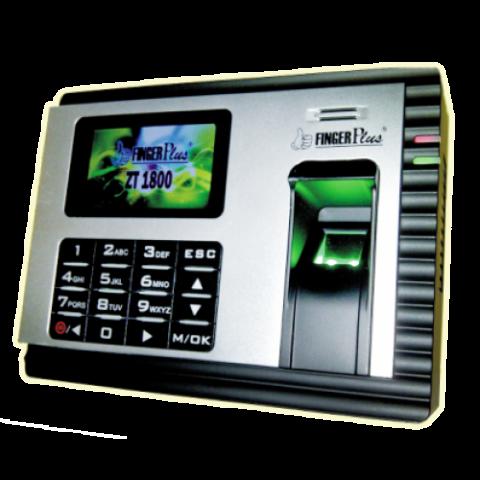 Foto: Fingerprint Dengan Sensor Crystal Optik Fingerplus Zt 1800