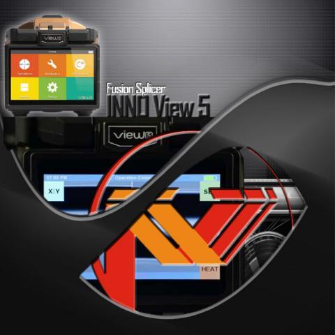 Foto: Mutu Terjamin~fusion Splicer Inno View 5~nyata Murahnya
