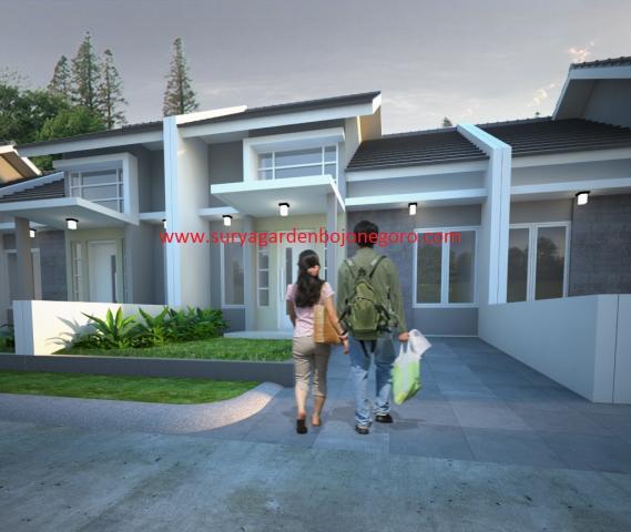 Foto: Dijual Rumah Surya Garden Di Jalan Kalijaga Kab Bojonegoro