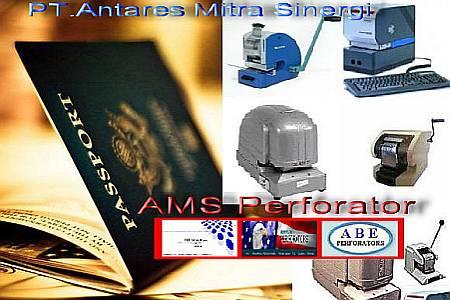 Foto: Mesin Perforator, Mesin Perforasi, Service Perforator
