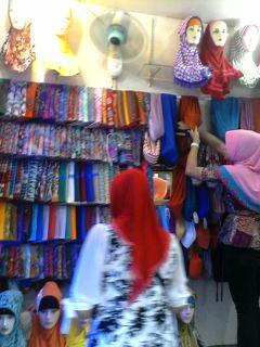 Foto: Aneka Jilbab Hijab Syar'i