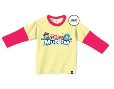 Foto: Kaos Anak Muslim