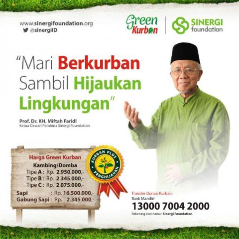 Foto: Distribusi Daging Qurban, Qurban, Green Kurban Sinergi Foundation