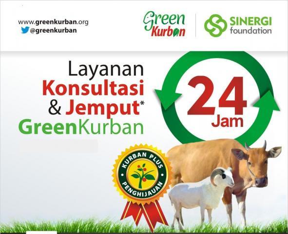 Foto: Distribusi Daging Qurban, Qurban, Green Kurban Sinergi Foundation