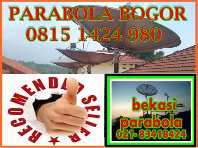 Foto: Pasang Baru Parabola Digital – Antena Tv Berkualitas