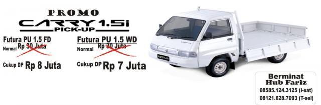 Foto: Jual Mobil Suzuki Pick Up