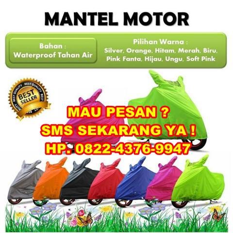 Foto: Jual Cover Motor, Mantel Motor, Harga Sarung Motor