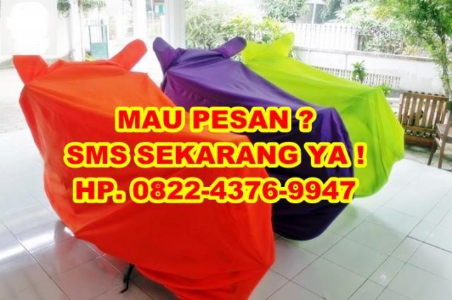 Foto: Mantel Motor, Harga Sarung Motor, Cover Sepeda Motor, Raja Cover Motor