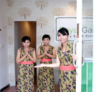 Foto: Lowongan Therapist Spa / Reflexi / Salon