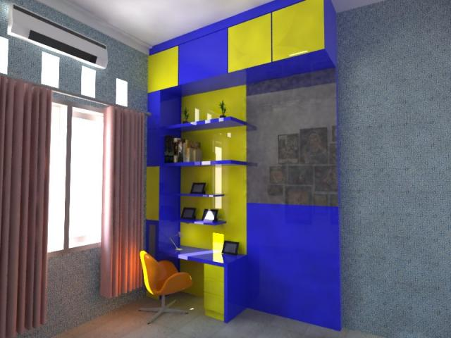 Foto: Kitchen Set Dan Interior