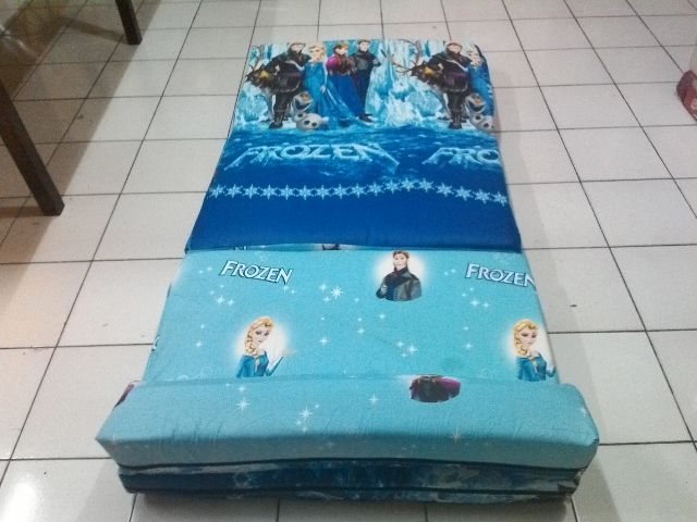 Foto: Sofabed Anak 3 In 1 Motif Frozen