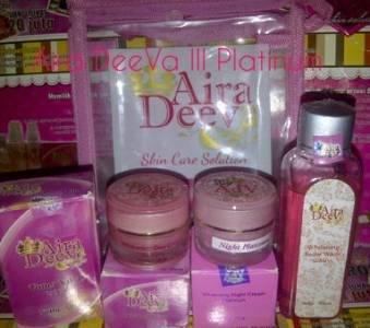 Foto: Aira Deeva Skin Care Aman Untuk Kulit Cantik Wajahmu
