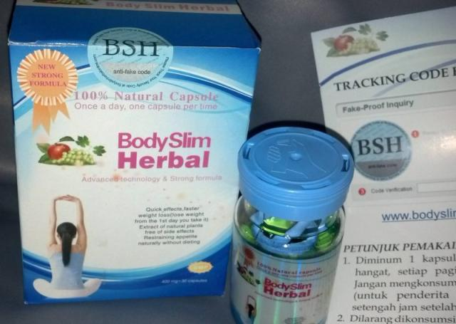 Foto: Jual Body Slim Herbal