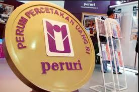 Foto: Lowongan Kerja Petugas Administrasi / Keuangan Perum Peruri