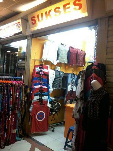 Foto: Dijual Kios Di Pusat Grosir Tanah Abang